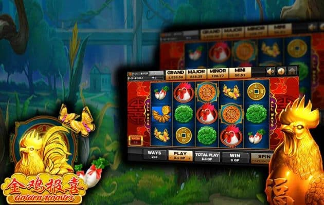 Review Golden Rooster