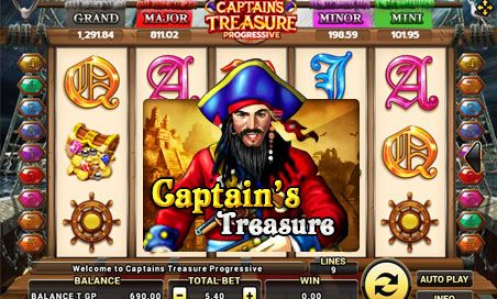 Review captains treasure