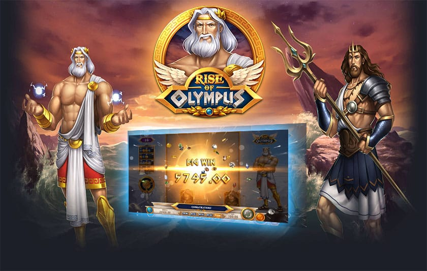 Review RISE OF OLYMPUS