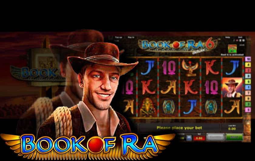 Review Book of Ra Deluxe